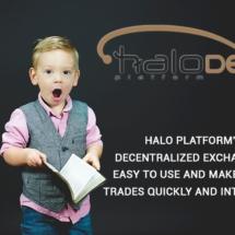 Infographic for Halo Platform